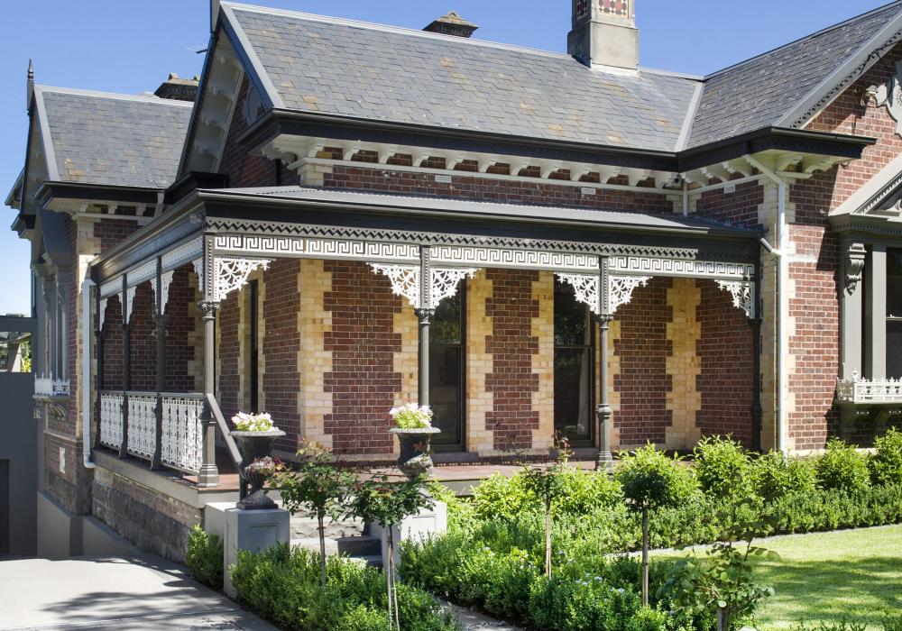 Brighton Period Facade Restoration