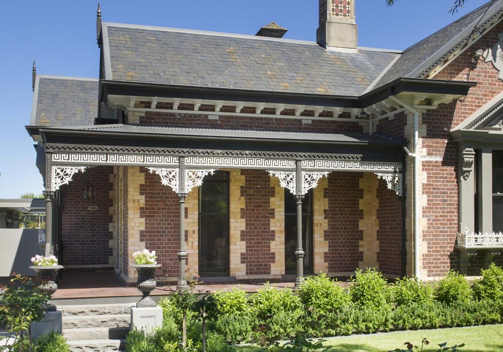 Brighton Period Home Brickwork Restoration