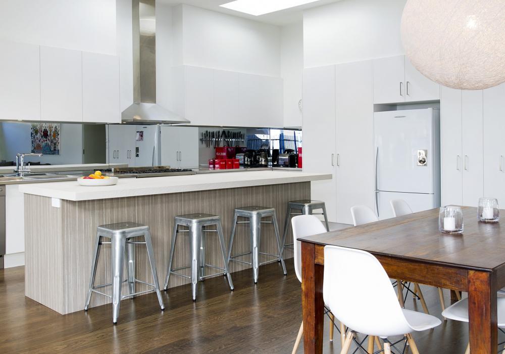 Edwardian Cottage Kitchen Rebuild in Brighton East