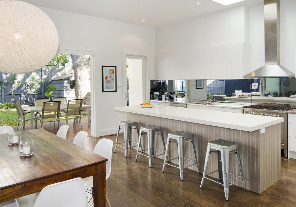 Edwardian Cottage Kitchen & Dining Extension