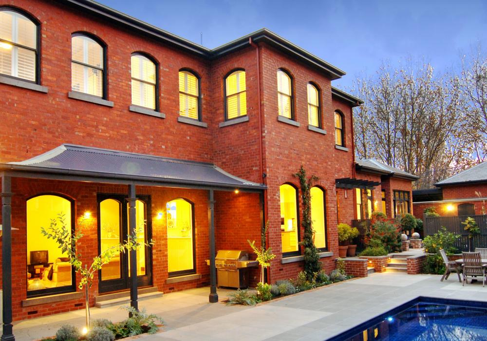 Backyard photo of renovated Canterbury Home